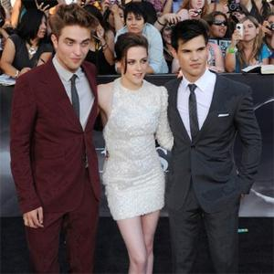 Twilight Dominates Scream Awards