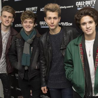 The Vamps won't kiss to own music