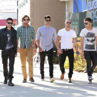 The Wanted Were Unsure About Walks Like Rihanna