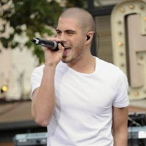 The Wanted's Max George Makes 'No Sex' Vow
