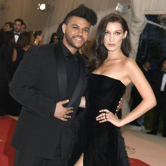 Bella Hadid 'in touch' with The Weeknd