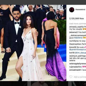 The Weeknd gets approval from Selena Gomez's mother