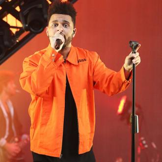 The Weeknd had 100in screen on Wireless rider
