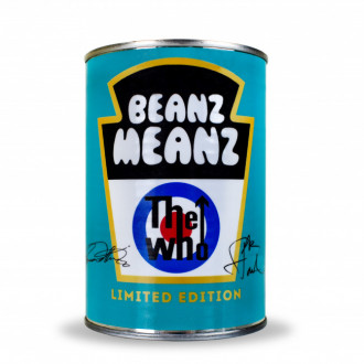 The Who reunite with Heinz after 50 years to launch limited-edition Beanz Meanz The Who cans