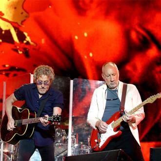 The Who's Pete Townshend made to feel a 'prat' by band's wild antics