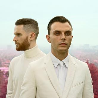 Hurts' Theo Hutchraft almost kicked out of Brits