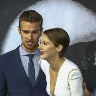 Theo James drinks to prepare for 'hard-core sex scenes'