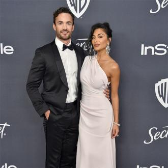 Nicole Scherzinger goes red carpet official with Thom Evans