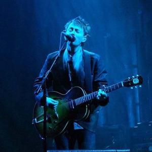 Thom Yorke An 'Incredible Dancer'