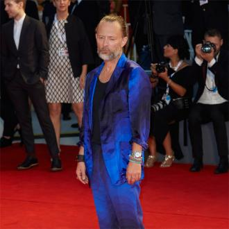 Thom Yorke marries Dajana Roncione in Italy