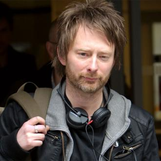Thom Yorke splits from wife