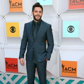 Thomas Rhett doesn't see his daughter as 'adopted'