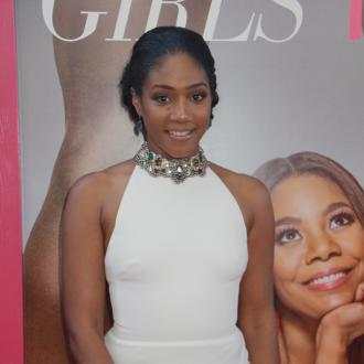 Tiffany Haddish Cried Over Cost Of Dress