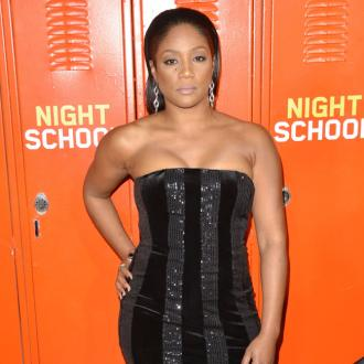 Tiffany Haddish wanted to sleep in Salma Hayek's closet