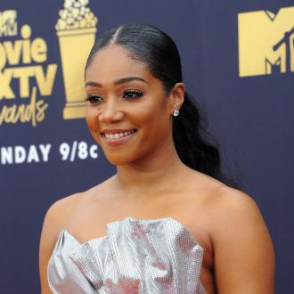 Tiffany Haddish Gets Dating Advice From John Mayer
