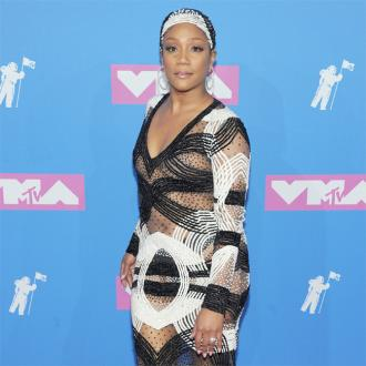 Tiffany Haddish: The 'word of God' is the 'best gift'