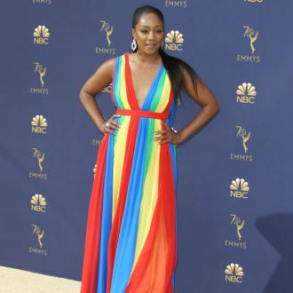Tiffany Haddish's fashion tribute to dad