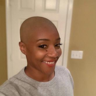 Tiffany Haddish shaves her head