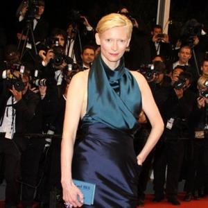 Tilda Swinton Pleased To Bond With Kids