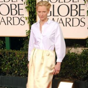 Tilda Swinton Scared She'd Give Birth To The 'Devil'