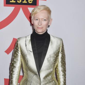 Tilda Swinton pleased to see more gender-neutral awards categories