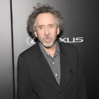 Tim Burton rushed to hospital