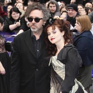 Tim Burton: Directing Helena Is Easy