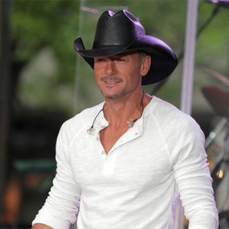 Tim McGraw slapped female fan during gig?