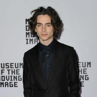 Timothée Chalamet won't use stylist