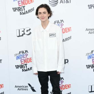 Timothee Chalamet flattered by Jennifer Lawrence's crush