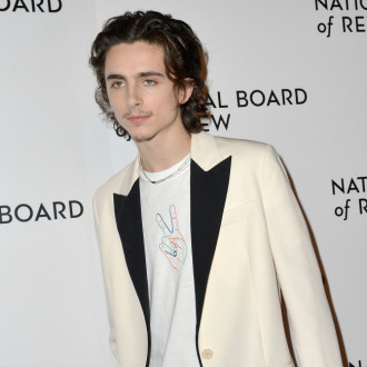 Timothee Chalamet in talks to reunite with Call Me By Your Name director on new horror