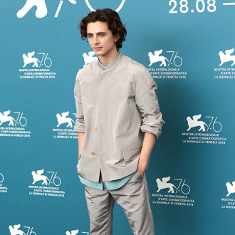 Timothee Chalamet will play Willy Wonka in prequel film