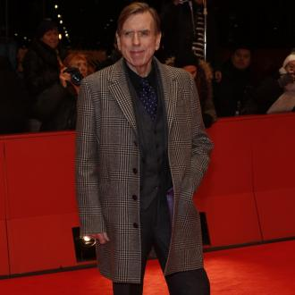 Timothy Spall loved the simple script for Mrs. Lowry and Son