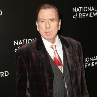 Timothy Spall liberated by weight loss