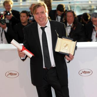 Timothy Spall Learnt To Paint For Mr Turner