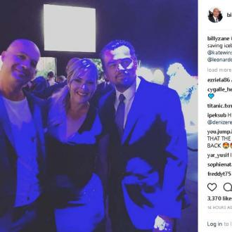 Titanic stars reunite