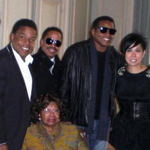 Jackson Family To Stage Japanese Benefit Concert