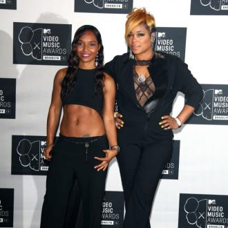 Lisa 'Left Eye' Lopez features on TLC album