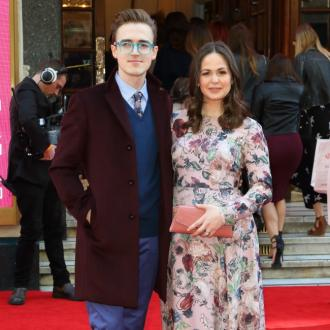 No sleep for Tom and Giovanna Fletcher in lockdown