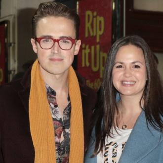 Tom Fletcher's sons have got the music bug