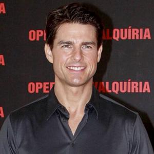 Grateful Actor Tom Cruise