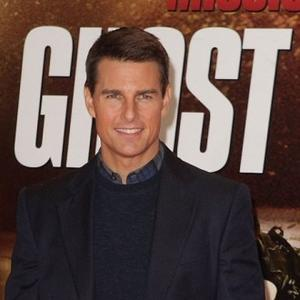 Tom Cruise Swapped Childcare Tips With Pegg