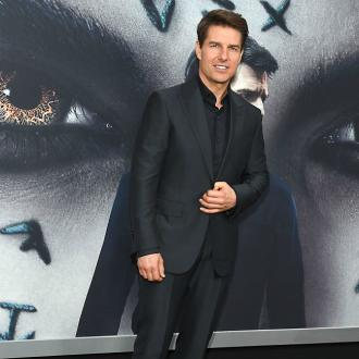 Tom Cruise's 'naughty' Mummy character