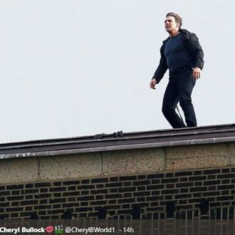 Tom Cruise spotted on Tate Modern roof filming Mission Impossible