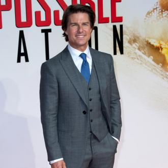 Tom Cruise filmed Mission: Impossible with broken ankle