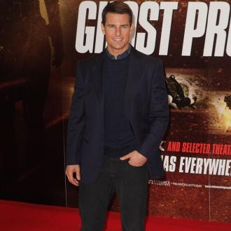 Tom Cruise Hurt Himself Kicking Co-star