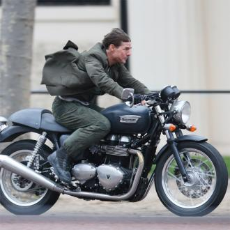 Tom Cruise Bought First Motorcycle At Age 10