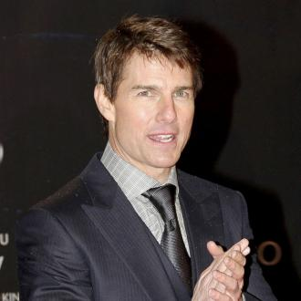 Tom Cruise's graduation surprise