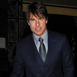 Tom Cruise: I'm Very Adventurous