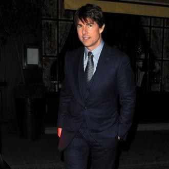 Marriage number four for Tom Cruise?